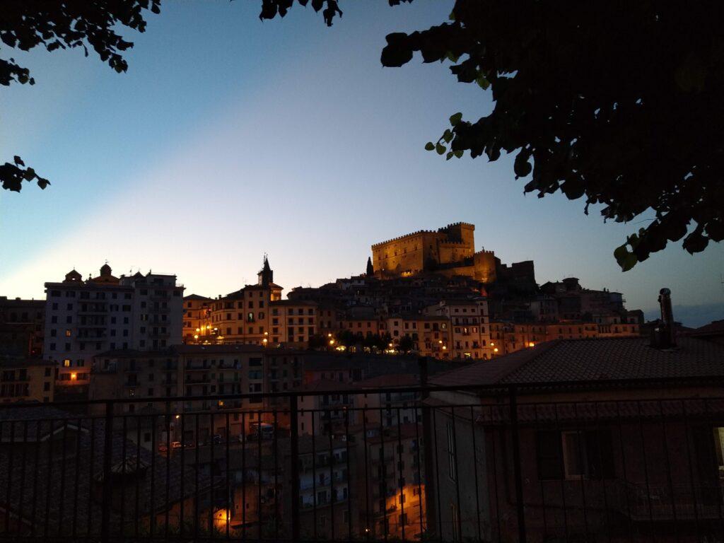 Soriano nel Ciminp Tuscialicious tramonti